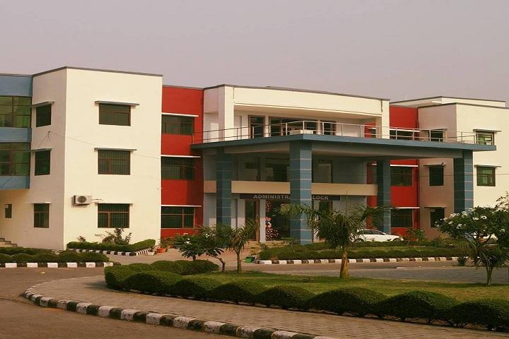 MR Senior Secondary School-Campus-View