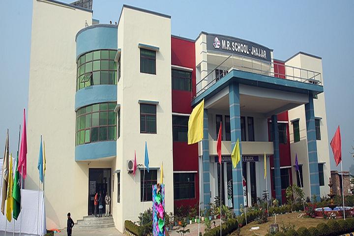 MR Senior Secondary School-Campus