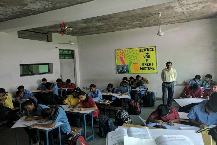 MR Senior Secondary School-Class
