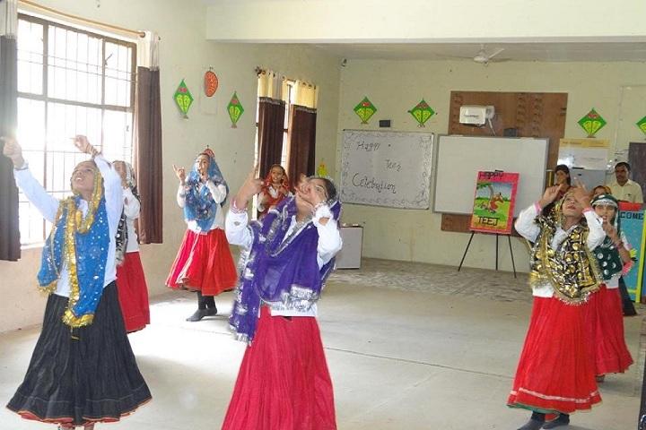 MR Senior Secondary School-Dance