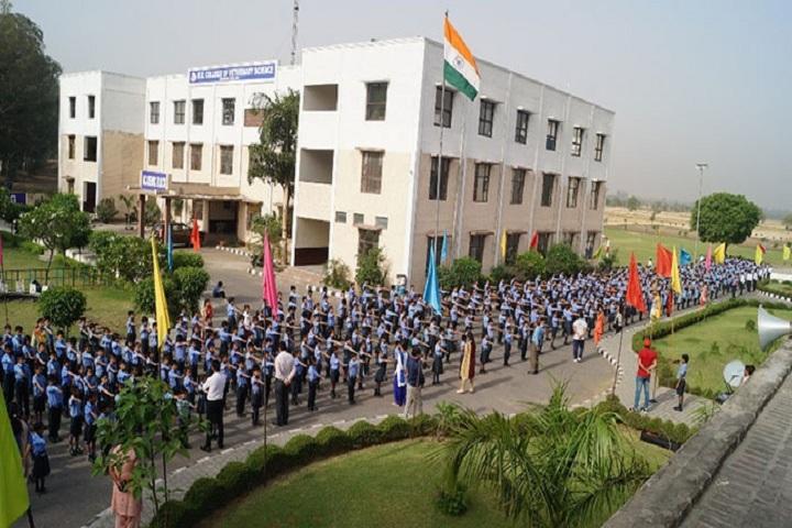 MR Senior Secondary School-Ground