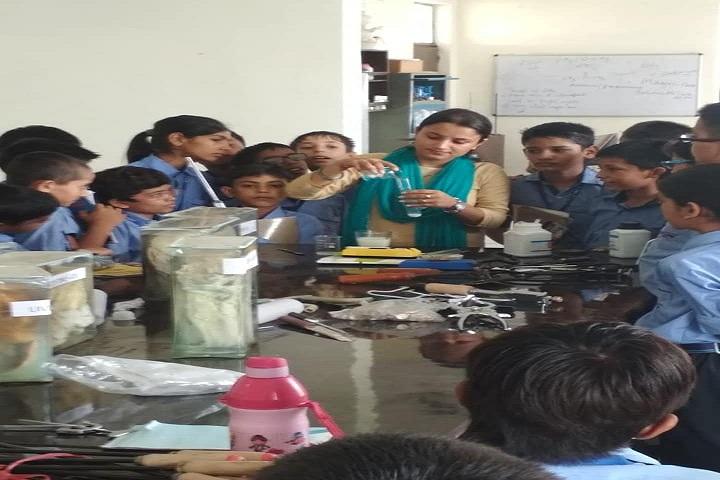 MR Senior Secondary School-Laboratory