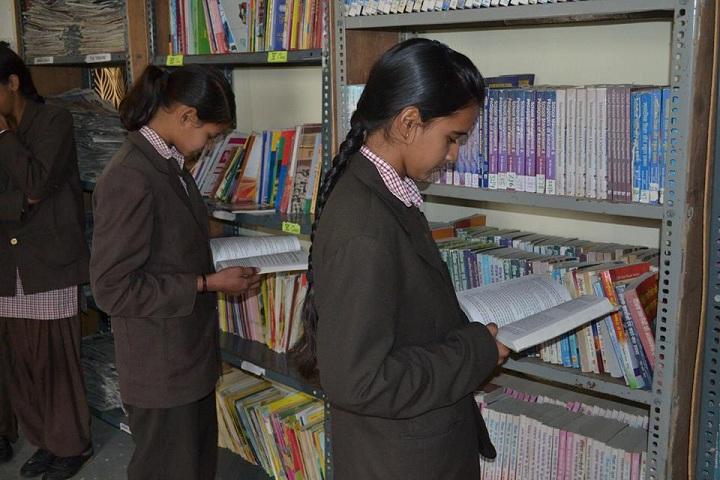 MR Senior Secondary School-Library