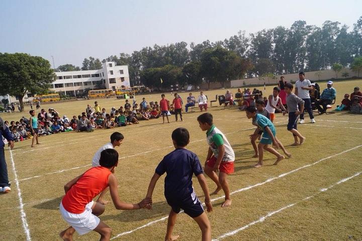 MR Senior Secondary School-Sports