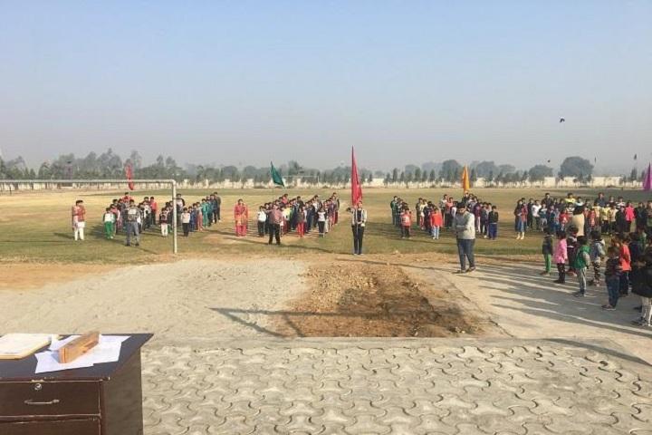 MRN Public School-Ground