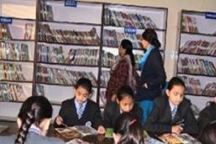 MRN Public School-Library