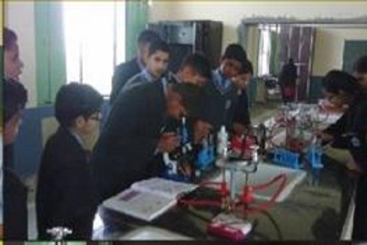 MRN Public School-ScienceLab