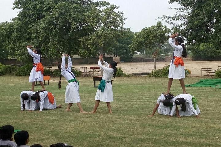 MSD Springbells Public School-Dance