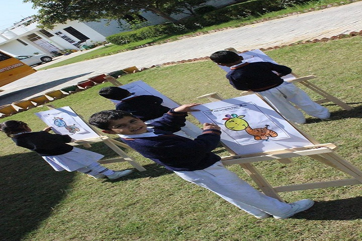 MSD Springbells Public School-Drawing