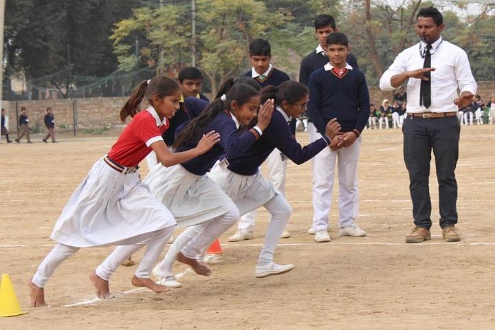MSD Springbells Public School-Sports