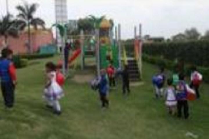 Maa Omwati Global Senior Secondary School-Kindergathen