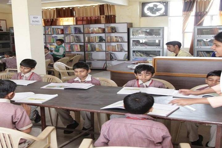 Maa Omwati Global Senior Secondary School-Library