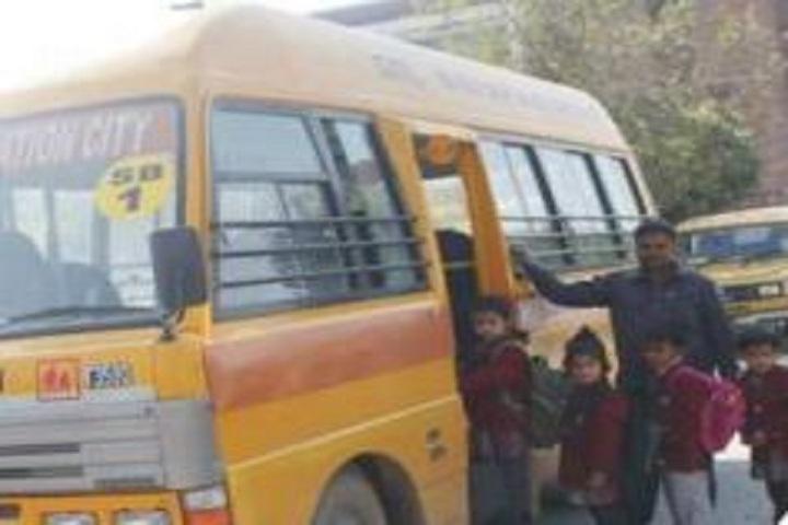 Maa Omwati Global Senior Secondary School-Transport