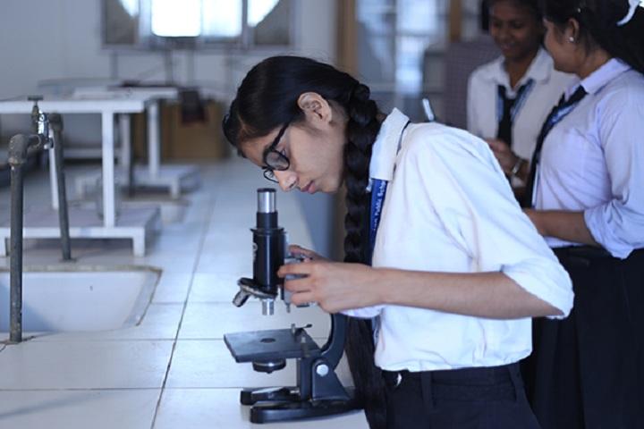 Madhu Sudan Public School-BiologyLab