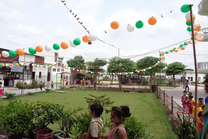 Madhu Sudan Public School-Campus-View