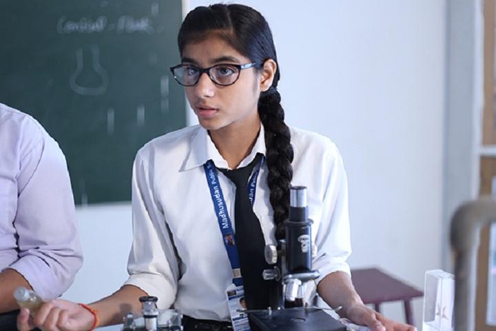 Madhu Sudan Public School-ChemistryLab