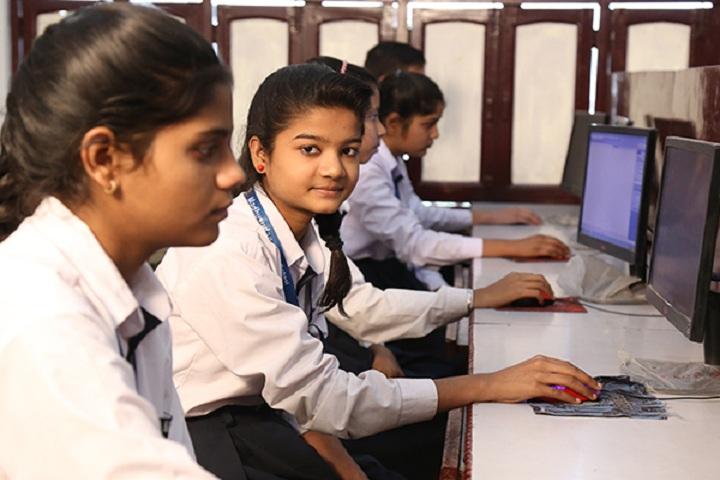 Madhu Sudan Public School-ComputerLab