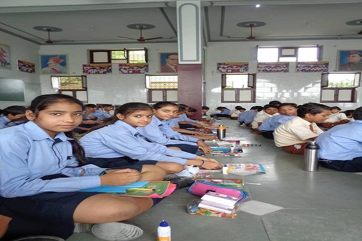 Madhu Sudan Public School-Drawing-Room