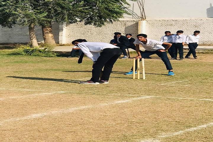 Madhu Sudan Public School-Sports