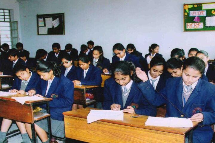 Mahadev Desai Public School-Classroom