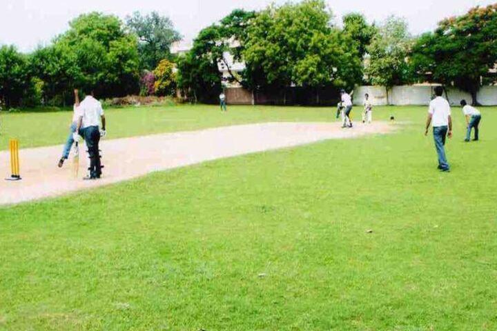 Mahadev Desai Public School-Play Ground