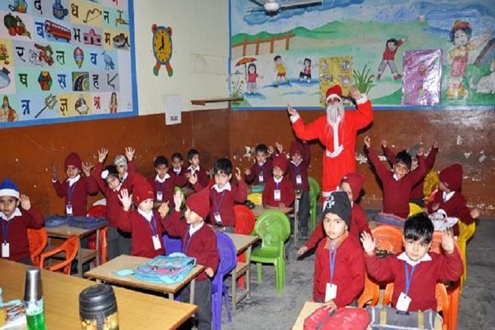 Maharaja Aggarsain Public School-Class-Room