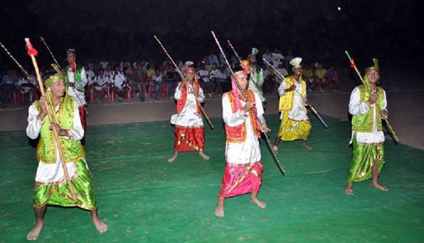Maharaja Aggarsain Public School-Dance