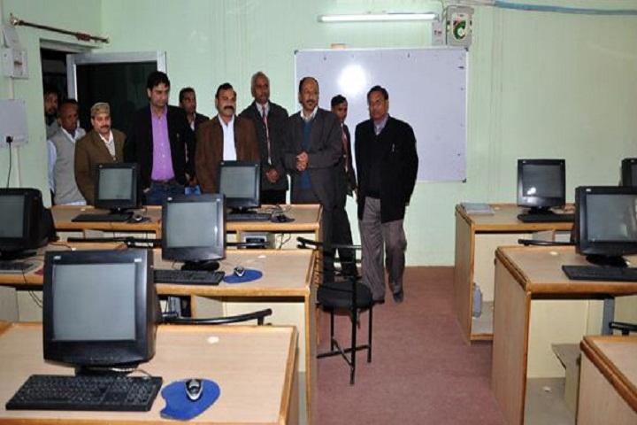 Maharaja Aggarsain Public School-ITLab