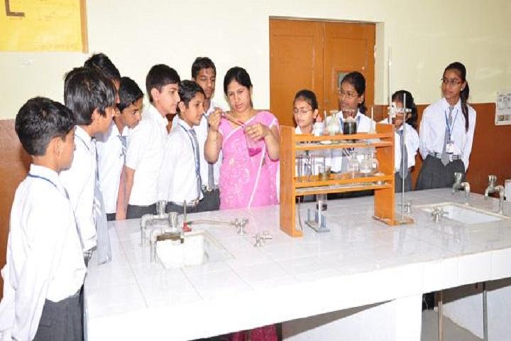 Maharaja Aggarsain Public School-ScienceLab