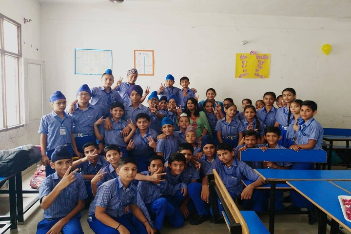 Maharaja Aggarsain Senior Public School-Events2