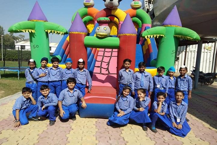 Maharaja Aggarsain Senior Public School-Kindergathen