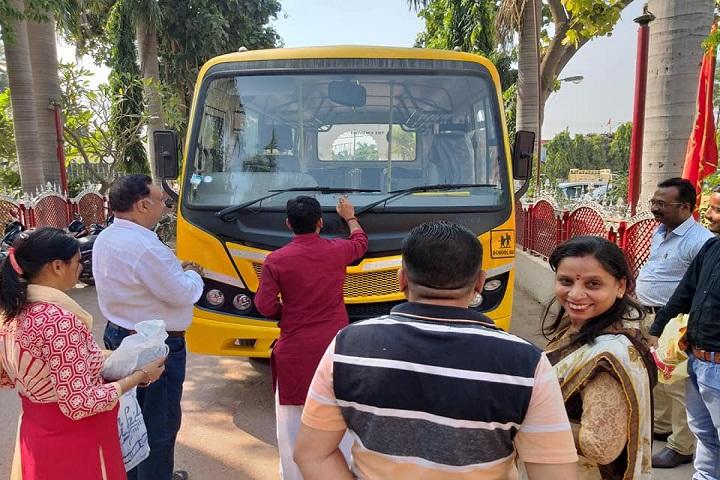 Maharaja Aggarsain Senior Public School-Transport