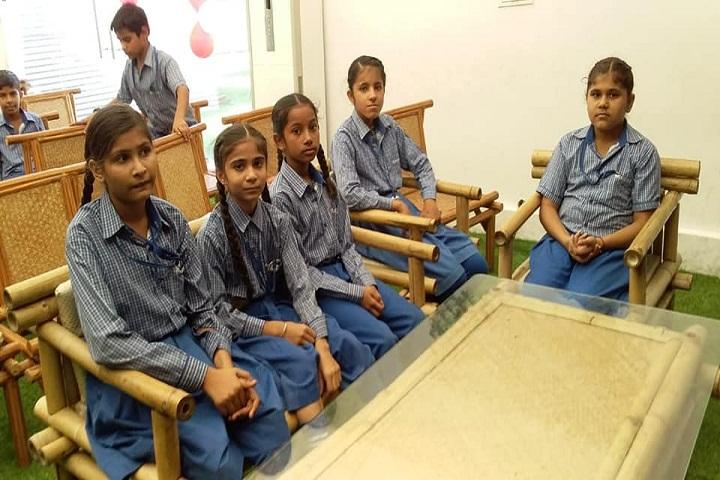 Maharaja Aggarsain Senior Public School-seminar