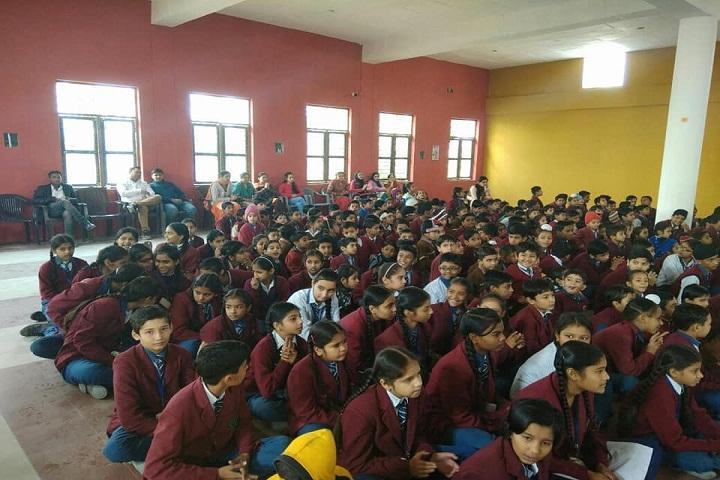 Maharaja Aggarsain Senior Secondary Public School-Auditorium