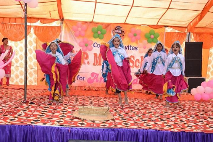 Maharaja Aggarsain Senior Secondary Public School-DanceProgram