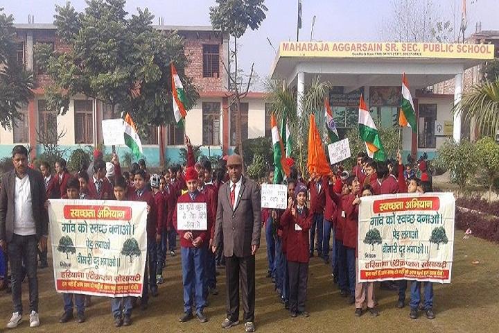 Maharaja Aggarsain Senior Secondary Public School-Events2