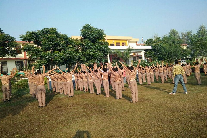 Maharaja Aggarsain Senior Secondary Public School-Ground