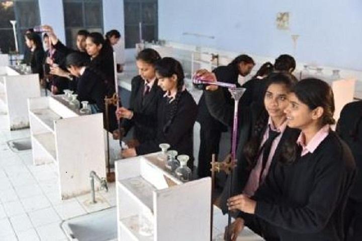 Maharaja Agrasain Girls Senior Secondary School-ChemistryLab