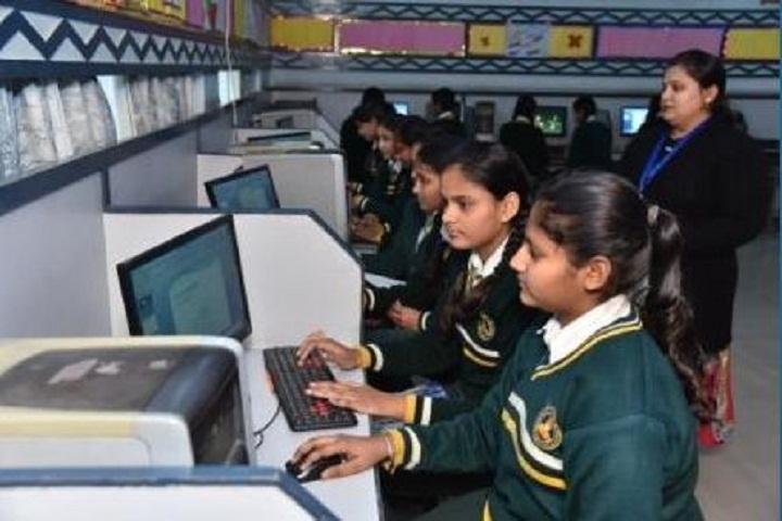Maharaja Agrasain Girls Senior Secondary School-ComputerLab
