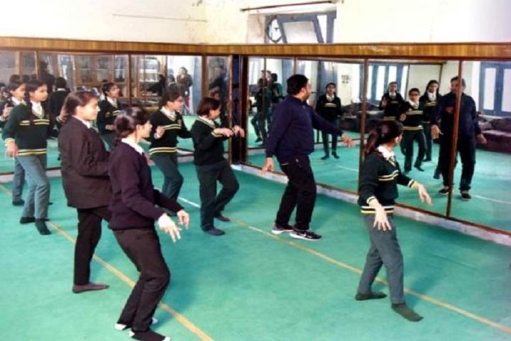 Maharaja Agrasain Girls Senior Secondary School-Dance-Room