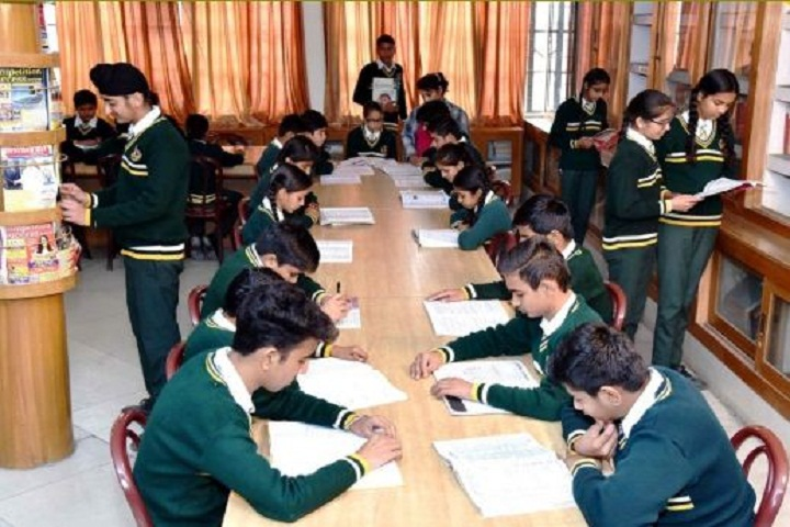 Maharaja Agrasain Girls Senior Secondary School-Library