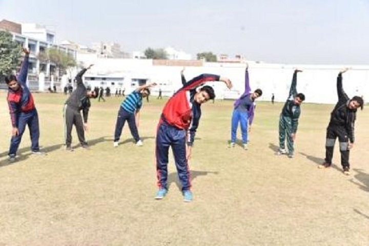 Maharaja Agrasain Girls Senior Secondary School-Sports