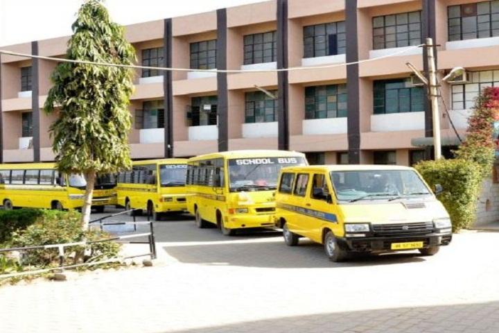 Maharaja Agrasain Girls Senior Secondary School-Transport