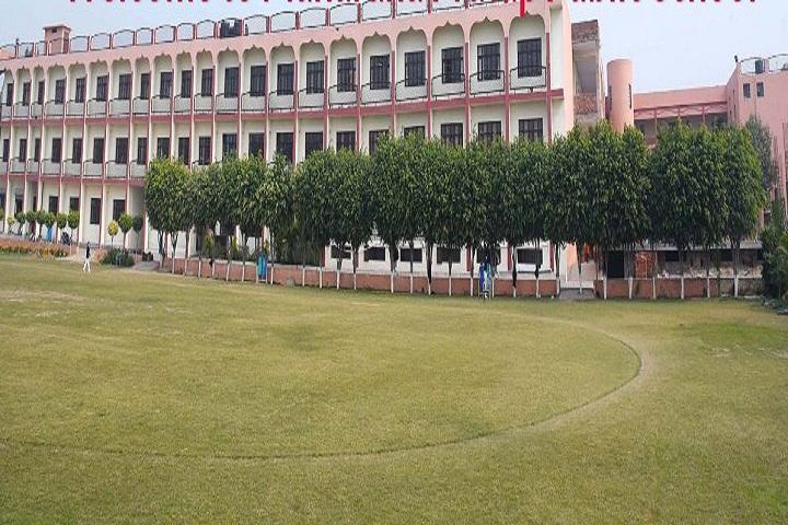 Maharana Pratap Public School-Campus