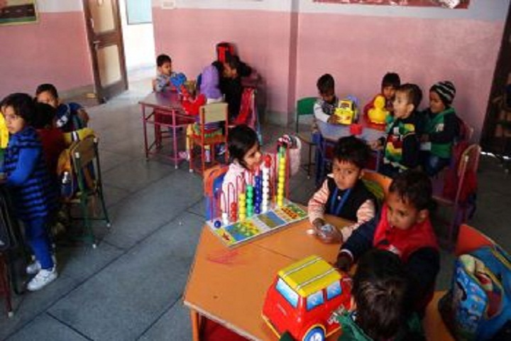 Maharana Pratap Public School-Kindergathen