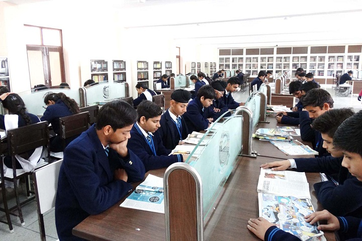 Maharana Pratap Public School-Library