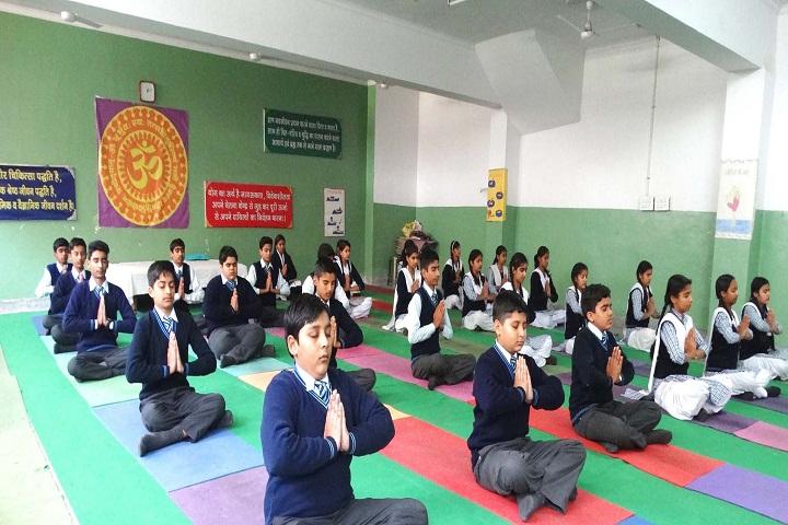 Maharana Pratap Public School-Yoga