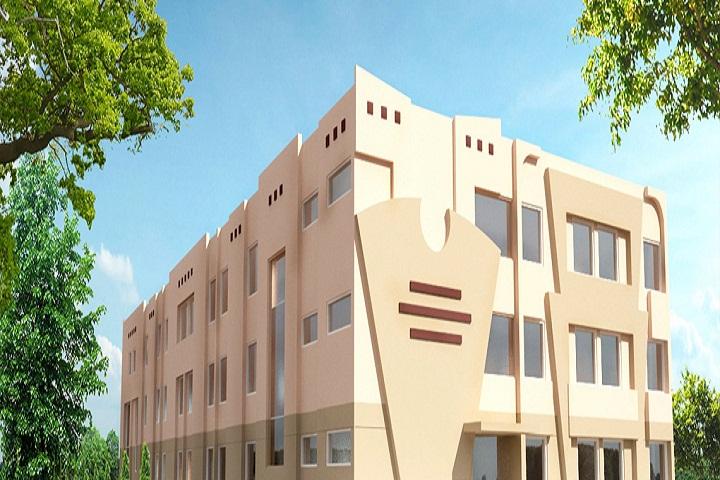 Maharani Lakshmi Bai Trilok Chand School-Campus