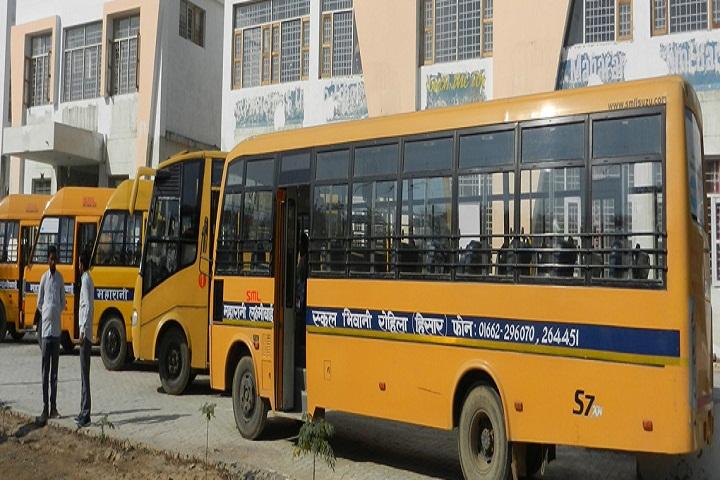 Maharani Lakshmi Bai Trilok Chand School-Transport