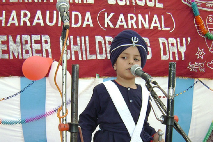 Maharishi International Public School-Events1